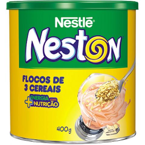 CEREAL NESTON FLOCOS 3 CEREAIS 400g