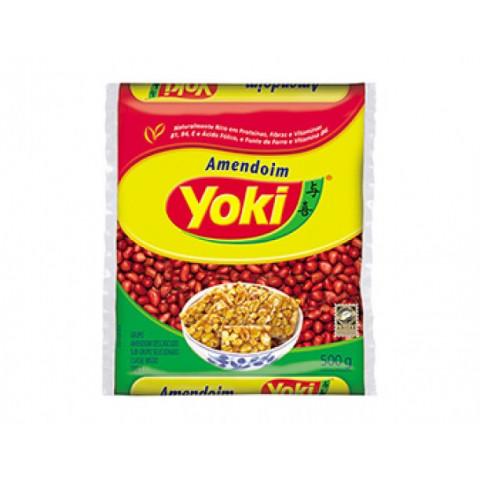 Amendoim Descascado YOKI 500g