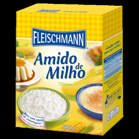 AMIDO DE MILHO FLEISCHMANN 500g