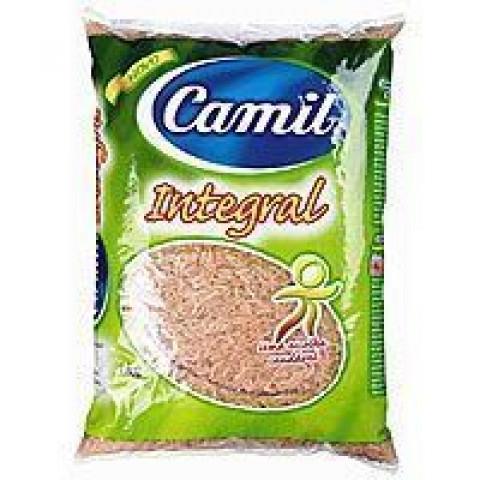 ARROZ INTEGRAL CAMIL PACOTE 1 kg