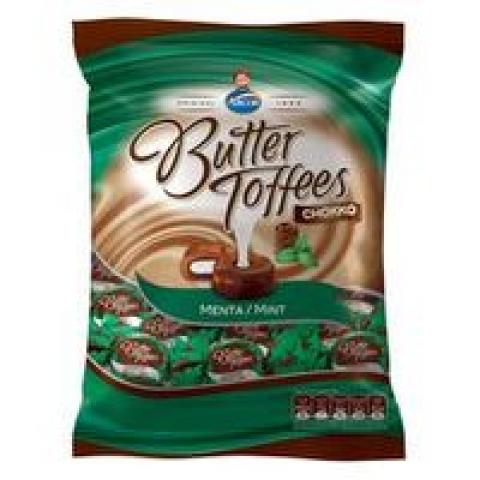 BALA BUTTER TOFFEES CHOKKO MENTA ARCOR 600g