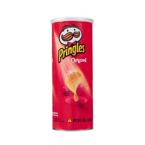 Batata Frita Pringles Original Lata 121g