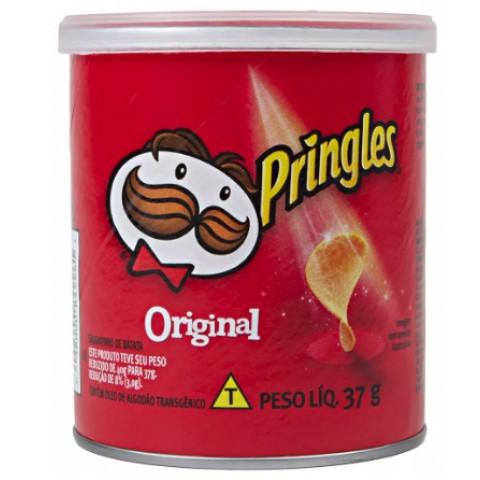 Batata Frita Pringles Original Lata 37g