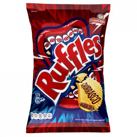 Batata Frita Ruffles Churrasco 57g