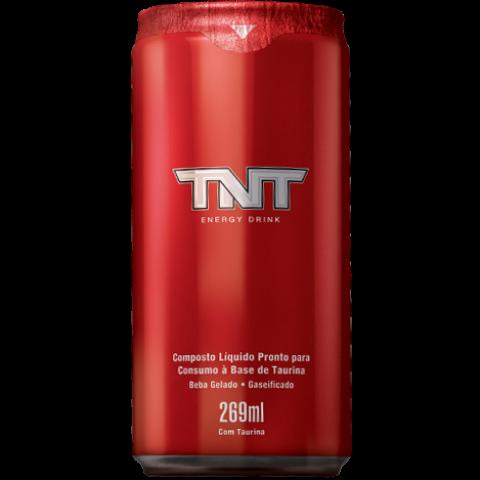 Bebida Energética TNT Lata 269ml