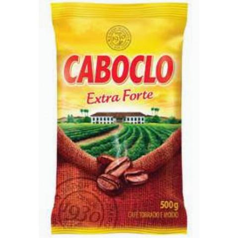 CAFE CABOCLO EXTRAFORTE 500g