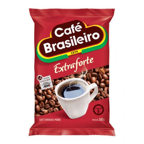 CAFE BRASILEIRO EXTRAFORTE 500g