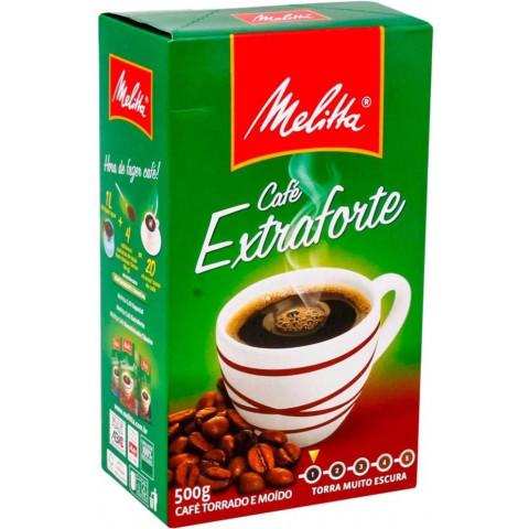 CAFE EXTRAFORTE MELITTA A VACUO 500g