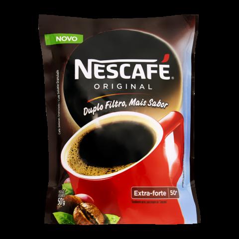 CAFE SOLUVEL ORIGINAL NESCAFE 50g