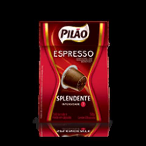 CAPSULA DE CAFE ESPRESSO PILAO SPLENDENTE 10x52g