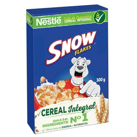 CEREAL MATINAL SNOW FLAKES NESTLE 300g