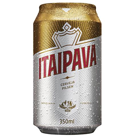 CERVEJA ITAIPAVA LATA 350ml