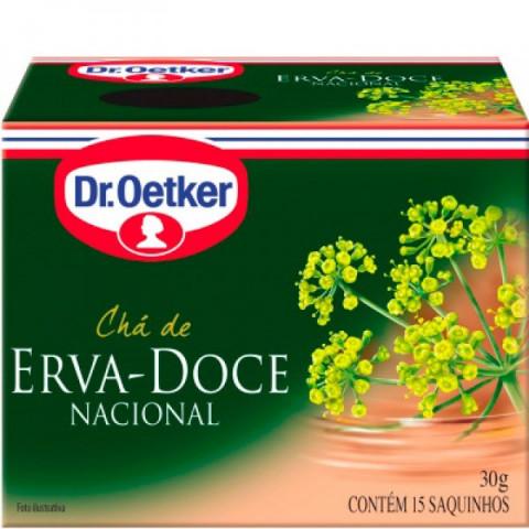 CHA DE ERVA DOCE DR.OETKER 30g