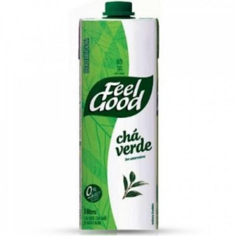 Chá Verde Feel Good Limão Tetra Pack 1 Litro