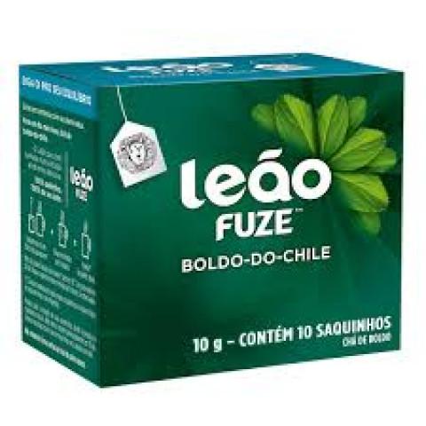CHA LEAO FUZE BOLDO DO CHILE 10g 10 SAQUINHOS