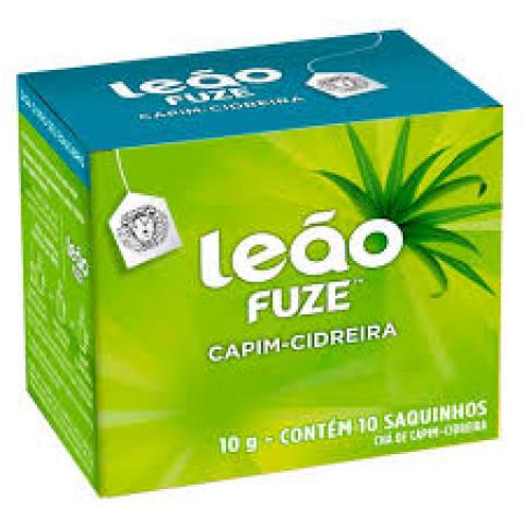 CHA LEAO FUZE CIDREIRA 10g 10 SAQUINHOS