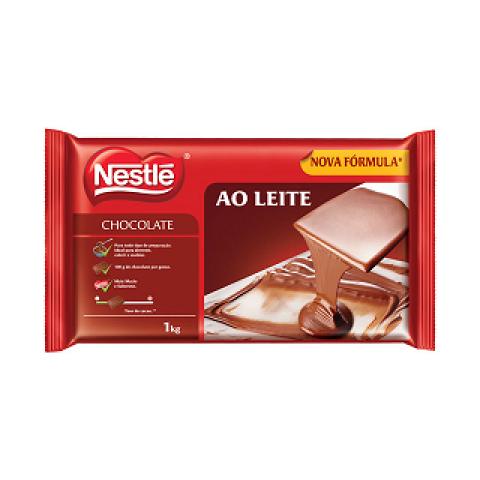 CHOCOLATE AO LEITE NESTLE 1Kg