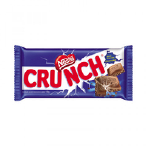 CHOCOLATE CRUNCH NESTLE 140g