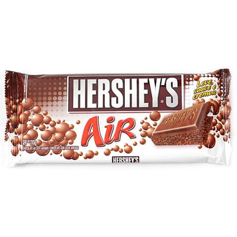 CHOCOLATE HERSHEY'S  AO LEITE AERADO 100g