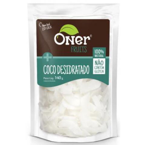 COCO DESIDRATADO ONER 140g
