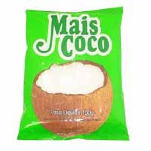 COCO RALADO ÚMIDO  MAIS COCO 100Gr