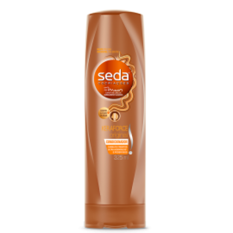 CONDICIONADOR SEDA KERAFORCE ORIGINAL  325ml