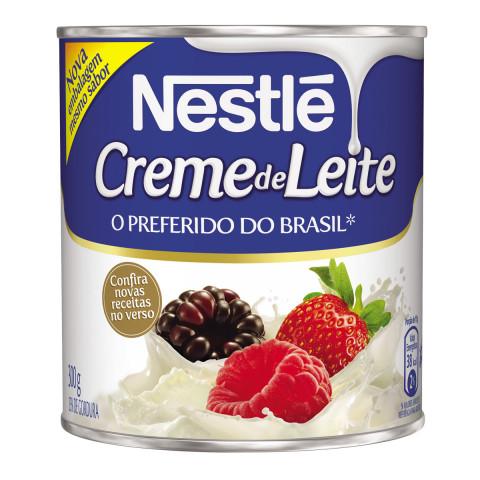CREME DE LEITE NESTLE LATA 300g