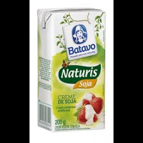 CREME DE LEITE NATURIS BATAVO 200g