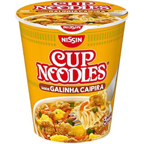 CUP NOODLES GALINHA CAIPIRA 71g