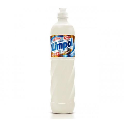 DETERGENTE LIMPOL COCO 500ml