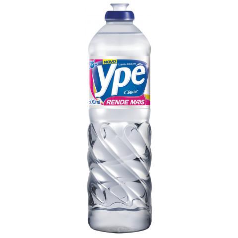 DETERGENTE YPE CLEAR 500ml