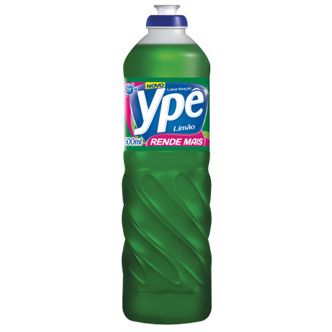 DETERGENTE YPE LIMAO 500ml