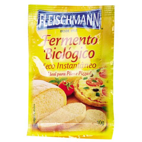 FERMENTO BIOLOGICO FLEISCHMANN 10g
