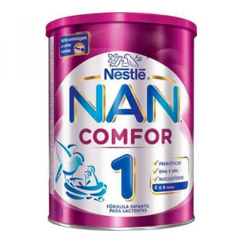 FORMULA INFANTIL NAN 1 COMFOR 800g