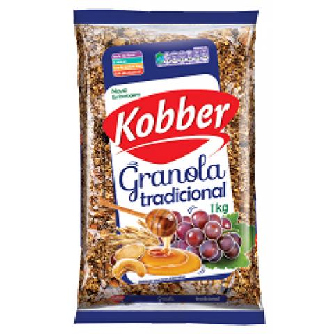 GRANOLA KOBBER TRADICIONAL 1k