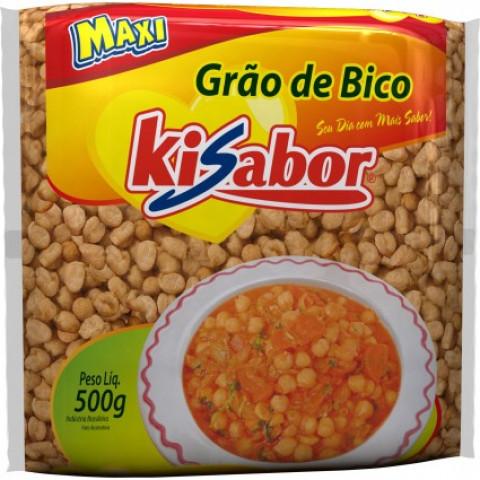 GRAO DE BICO KISABOR 500g