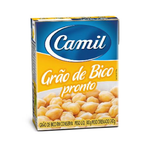 GRAO DE BICO CAMIL PRONTO 247g