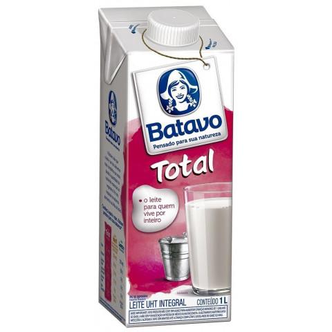 LEITE LONGA VIDA INTEGRAL BATAVO 1l