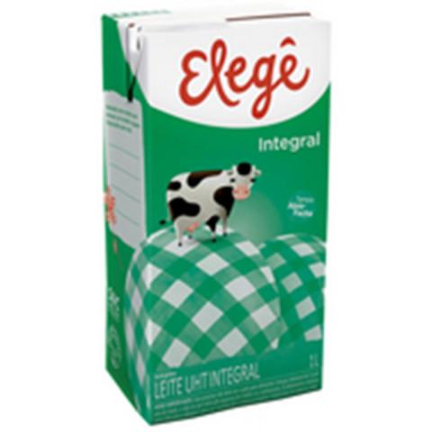 LEITE LONGA VIDA INTEGRAL ELEGE 1l