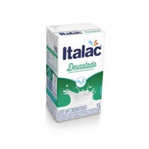 LEITE LONGA VIDA ITALAC DESNATADO 1l