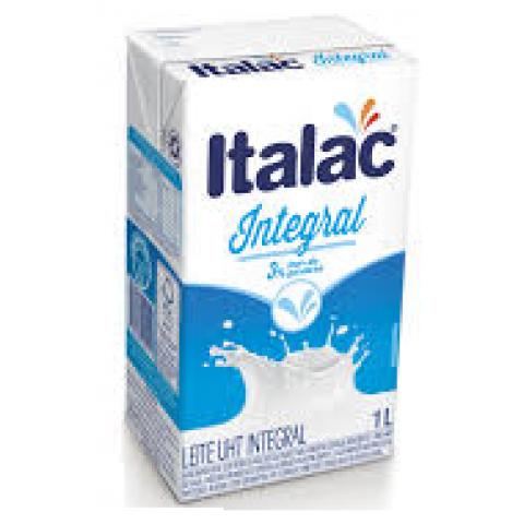 LEITE LONGA VIDA ITALAC INTEGRAL 1l