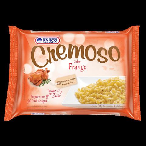MACARRAO INSTANTANEO PANCO CREMOSO FRANGO 88g