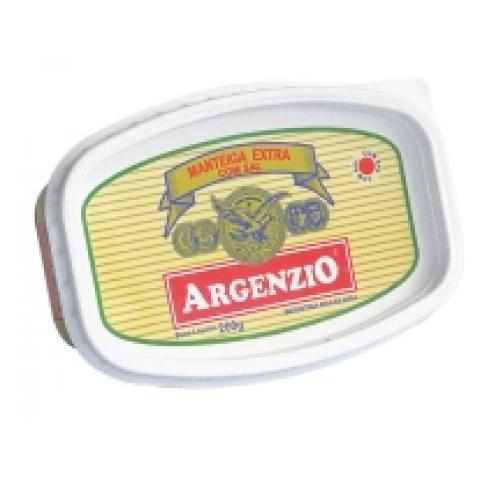 MANTEIGA EXTRA COM SAL ARGENZIO 200g