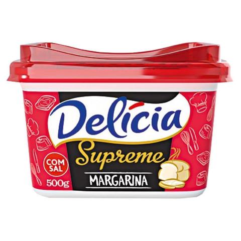 MARGARINA DELICIA SUPREME COM SAL 500g