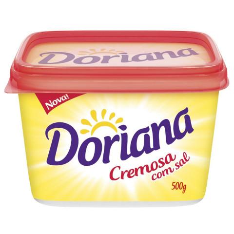 Margarina Doriana Extra Cremosa com sal 500g