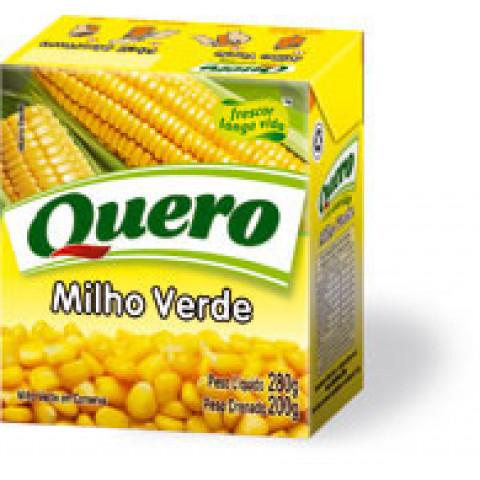 MILHO VERDE QUERO 200g