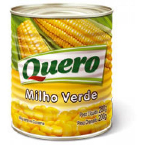MILHO VERDE QUERO LATA 200g