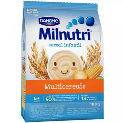 MILNUTRI MULTICEREAIS 180g