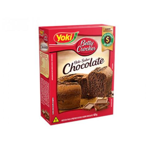 MISTURA PARA BOLO DE CHOCOLATE YOKI 425g