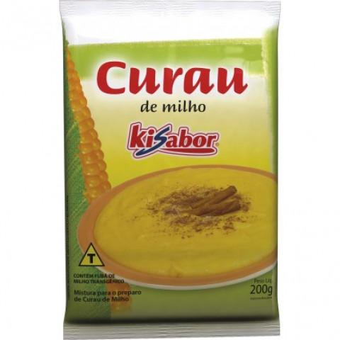 MISTURA PARA CURAU DE MILHO KISABOR 200g